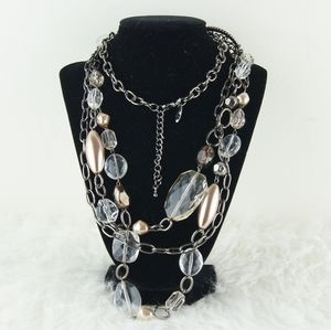 Super Chunky Statement Necklace